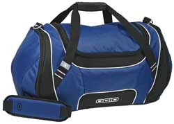 29.5L Duffel GYM Bag New OGIO Half Dome Royal Gym Duffel Bag